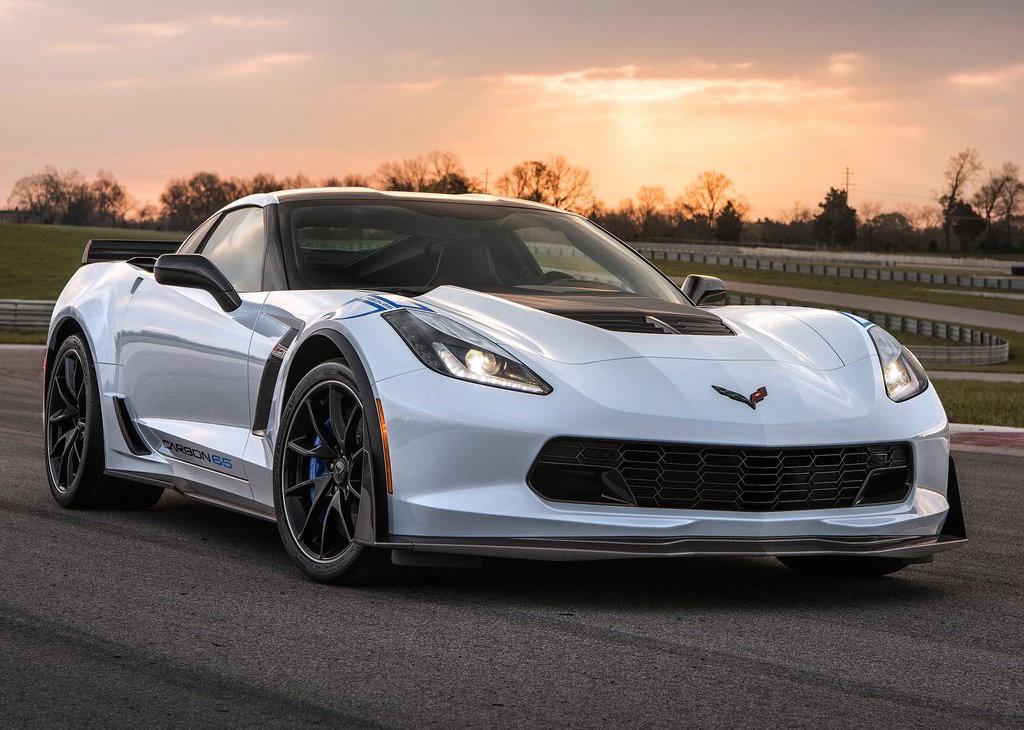 Foto de Chevrolet Corvette Carbon 65 Edition (1/7)