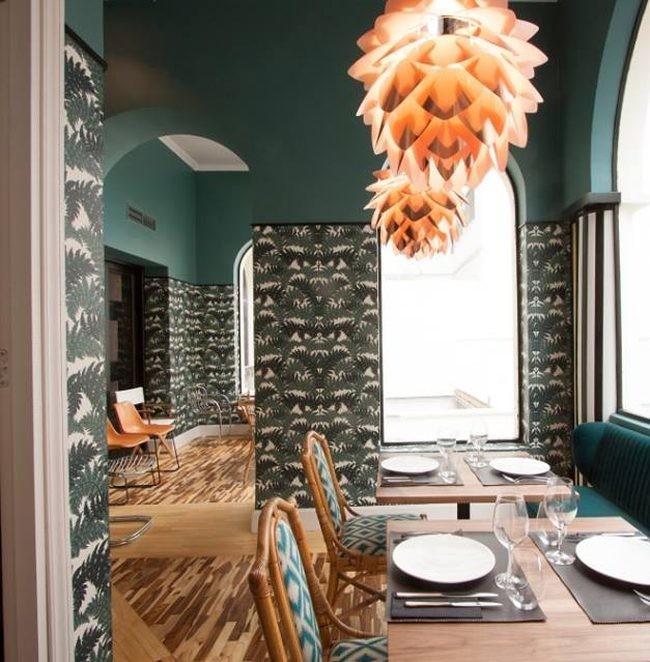 Restaurante fox cook sound el nuevo acierto de cousi - Cousi interiorismo ...