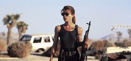 ¡Linda Hamilton vuelve a 'Terminator'! La nueva trilogía partirá de las películas de James Cameron