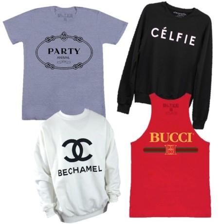 camisetas fake