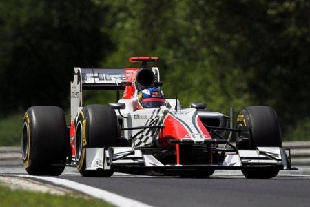 Daniel Ricciardo asegura que su objetivo es superar a Vitantonio Liuzzi y a los dos Virgin