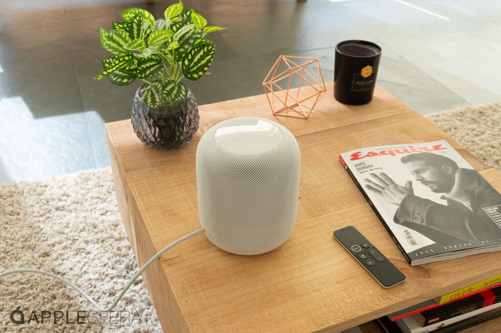 iOS 14.2 proporcionara por fin establecer el HomePod como salida de audio por defecto en el Apple™ TV