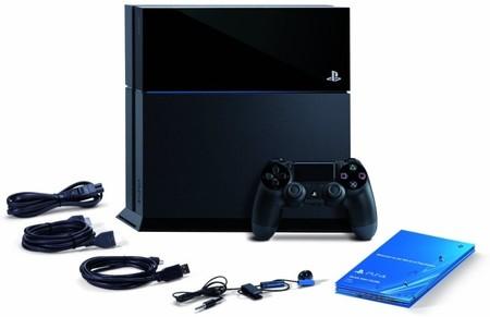 Esto es lo que viene incluido junto a la PS4