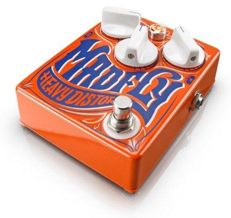 DrNo pedales de efectos de guitarra muy retros