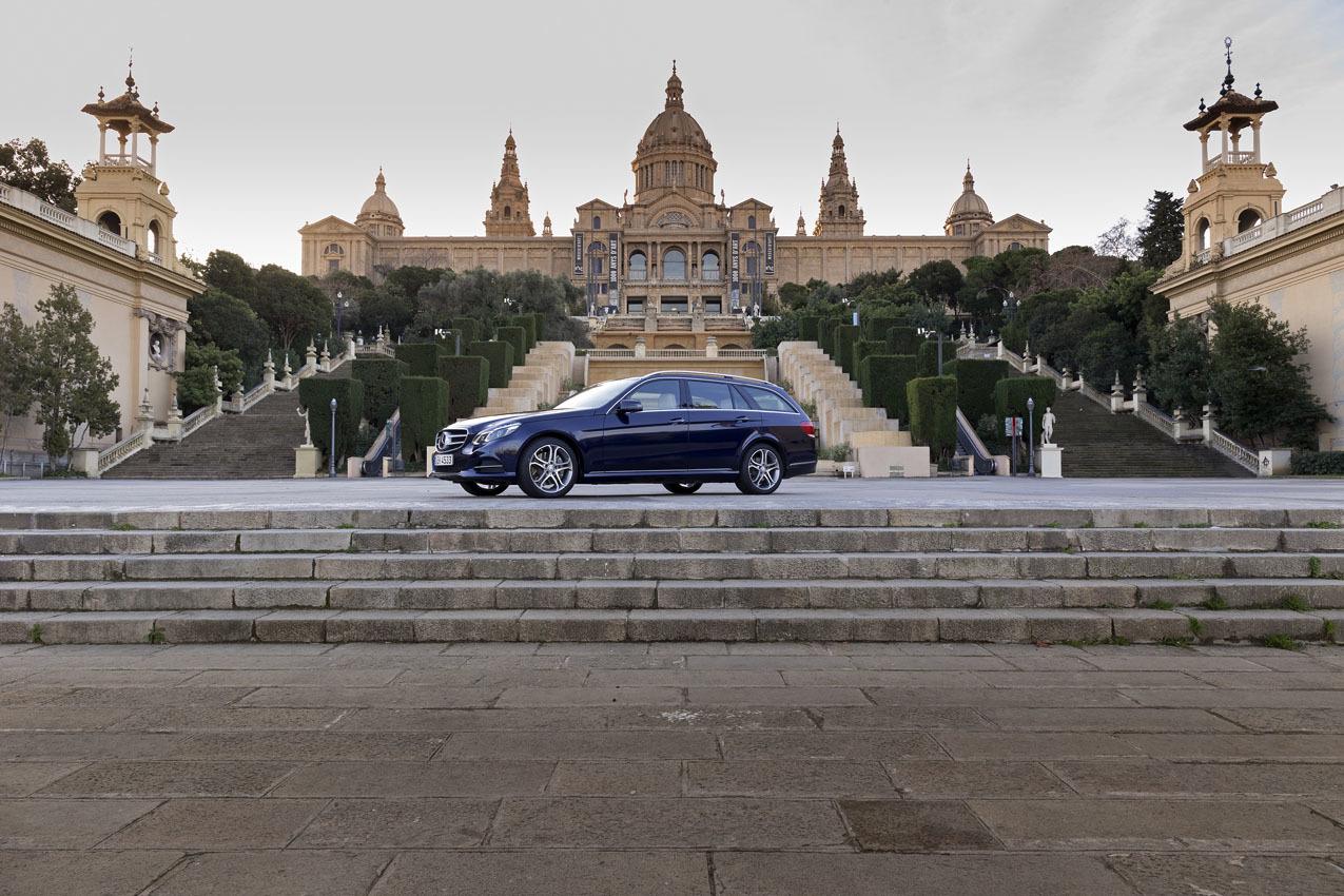 Foto de Mercedes-Benz Clase E 2013 (presentación) (44/48)
