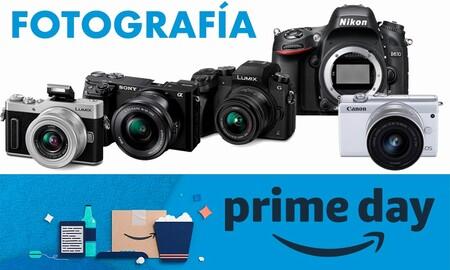 Amazon Prime Day 2020: mejores ofertas del día en fotografía. Cámaras reflex y sin espejo de Sony, Nikon, Canon, Fuji o Panasonic superrebajadas