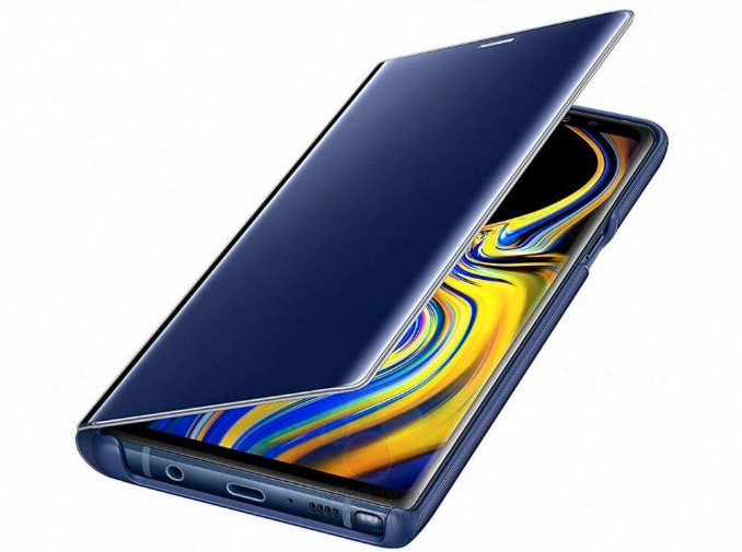 Foto de LED View Cover Note 9 (1/4)