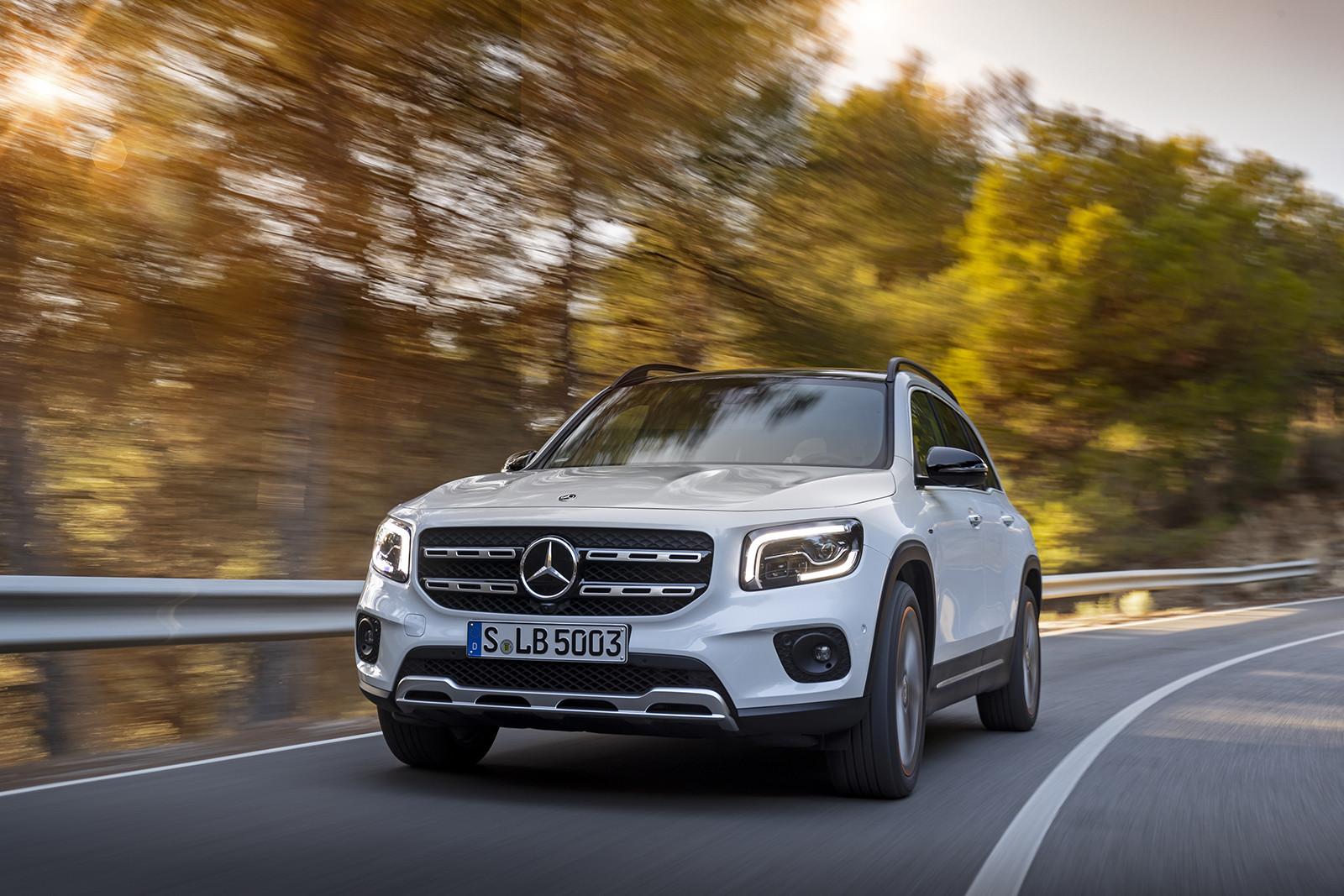 Foto de Mercedes-Benz GLB 250 4MATIC (lanzamiento) (12/39)