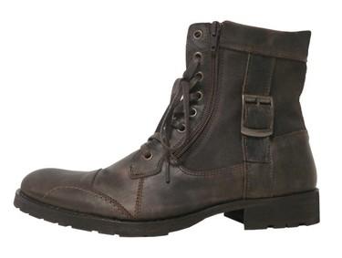 Fosco apuesta por el calzado vintage y montañero para el otoño-invierno 2011/2012