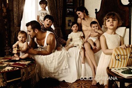 Boycott contra Dolce and Gabbana por su visión tradicional de la familia