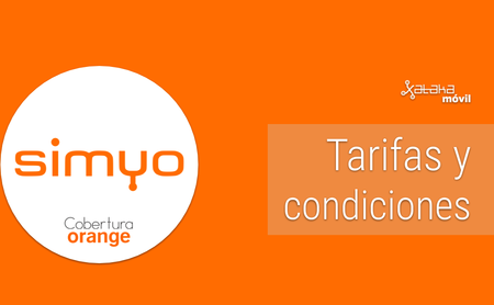 Tarifas móviles de Simyo: todas las ofertas