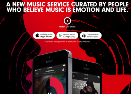 Beats Music ya está disponible en Android e iOS