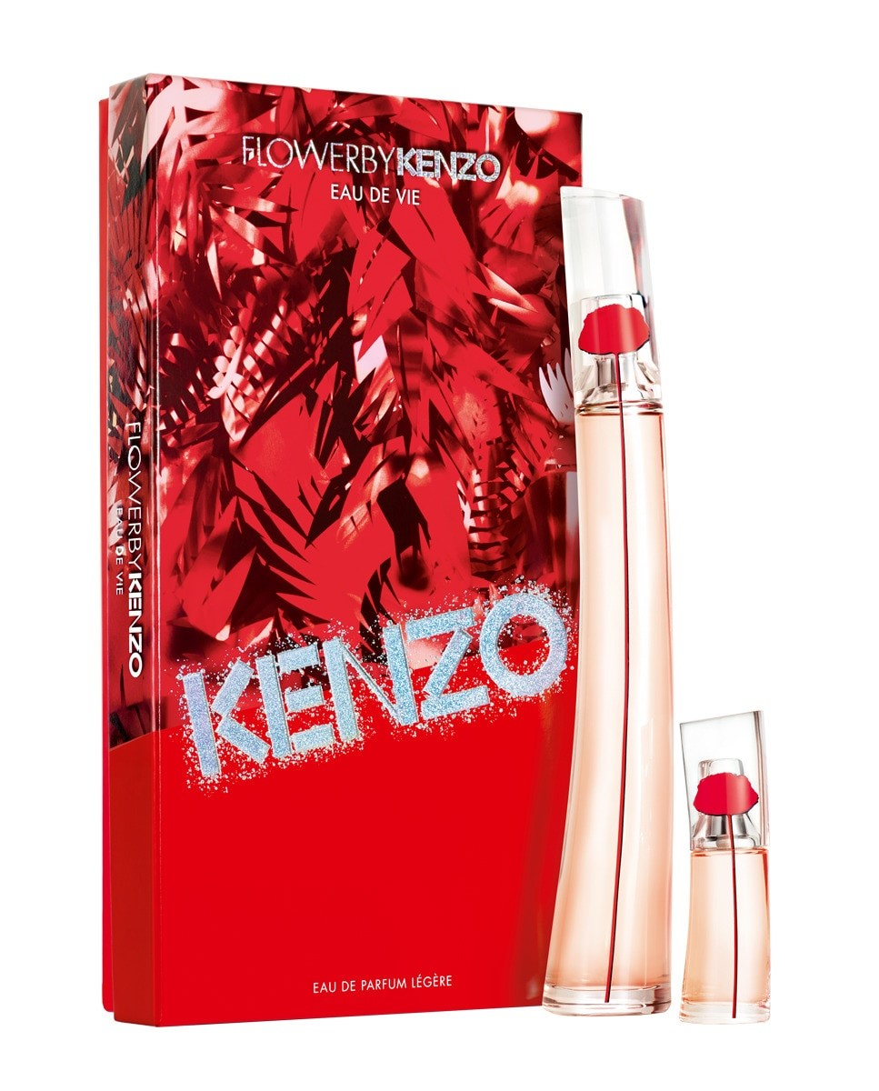 Estuche de regalo Eau de Parfum Légère Eau de Vie Flower by Kenzo