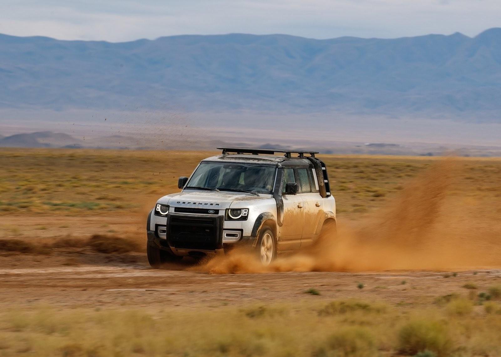 Foto de Land Rover Defender 2020 (22/60)