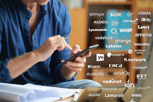 Las mejores tarifas de móvil y fibra en abril de 2020
