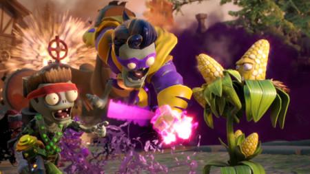 Estas son todas las novedades y mejoras de la actualización gratuita de PvZ: Garden Warfare 2