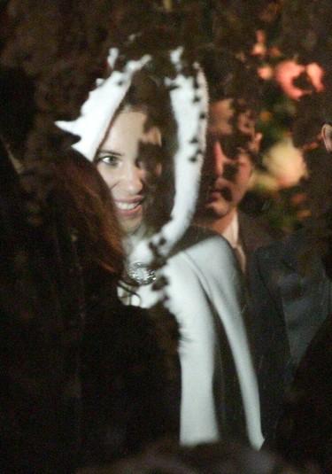 Y llegó el día de la boda de Tatiana SantoDomingo y Andrea Casiraghi