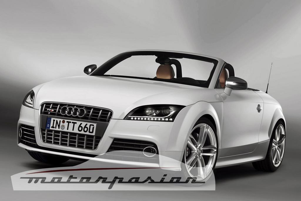 Foto de Audi TTS (40/40)