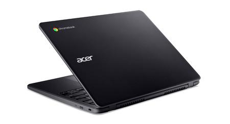 Acer Chromebook 712: procesadores Intel Core de décima generación para un equipo con certificación MIL-STD-810G
