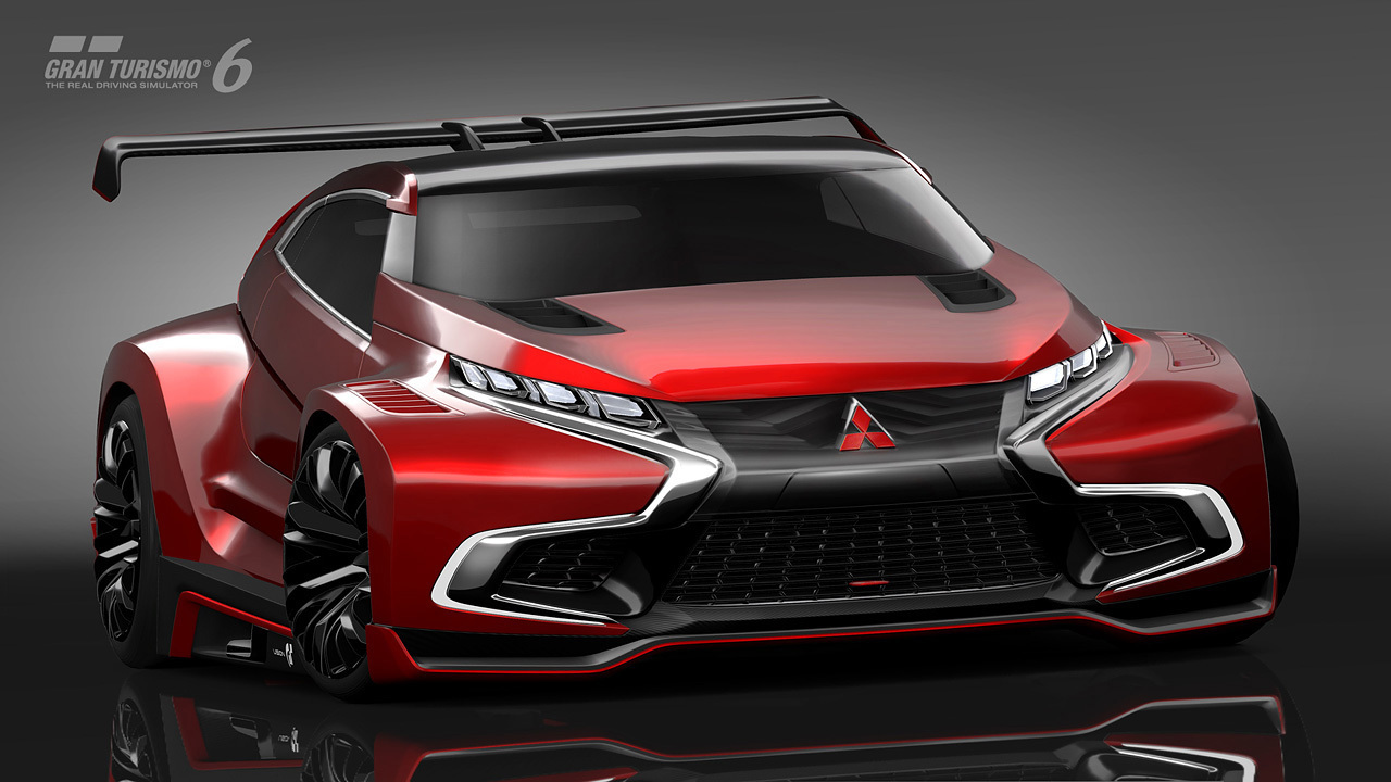 Foto de Mitsubishi Concept XR-PHEV (7/29)