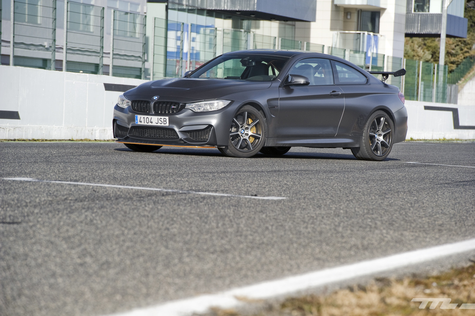 Foto de BMW M4 GTS (Prueba) (28/38)