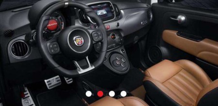 Interni Di Abarth