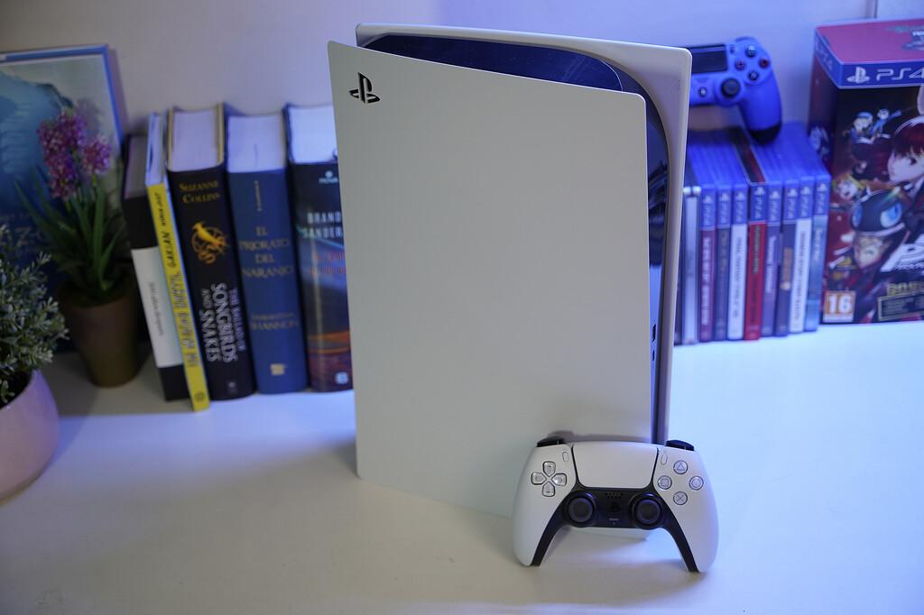 Más stock de PS5 hoy: compra la PlayStation 5 en Media Markt  [AGOTADO]