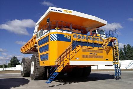 """Top 10 de camiones volquete o """"dumper"""""""