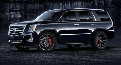 HPE550 Supercharged Cadillac Escalade