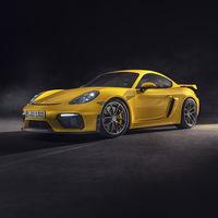 Los Porsche 718 Spyder y Cayman GT4 2020 son como debe ser: manuales y con motor atmosférico