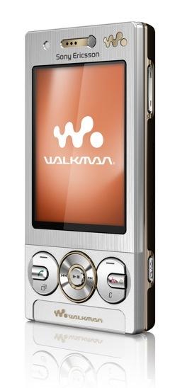 Sony Ericsson W705 con Movistar