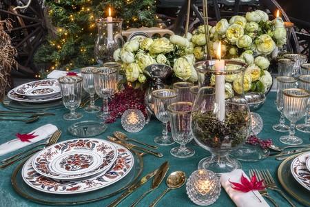 Cuando la veas, no querrás levantarte de esta mesa de Navidad creada por Critério Arquitectura E Decoração