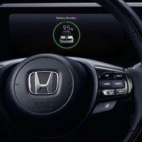Honda está listo para lanzar un vehículo eléctrico, aquí te mostramos el interior
