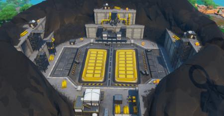 Desafío Fortnite: dónde conseguir el Fortbyte 52 con el grafiti Robot en el interior de una fábrica de robots. Solución