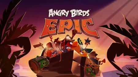 Rovio llevará sus pájaros furiosos a un juego rol por turnos con 'Angry Birds Epic'