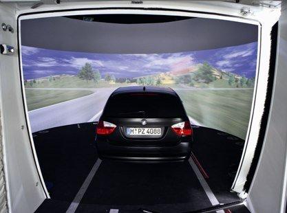 Tecnología de pilotaje BMW