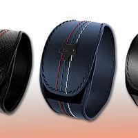Esta discreta pulsera es un avisador de radar para moto, y cuesta 149 euros