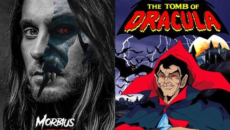 Morbius 2020 Poster
