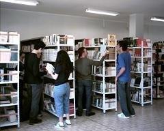 """Biblioteca para los """"padres en apuros"""""""