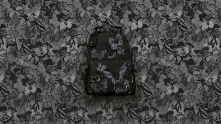 Valentino Camubutterfly Noir Collection 010