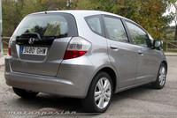 Honda Jazz 1.4 i-VTEC, prueba (parte 4)