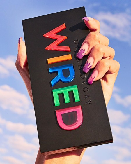La nueva colección de Urban Decay se llama Wired y es perfecta para la época de festivales