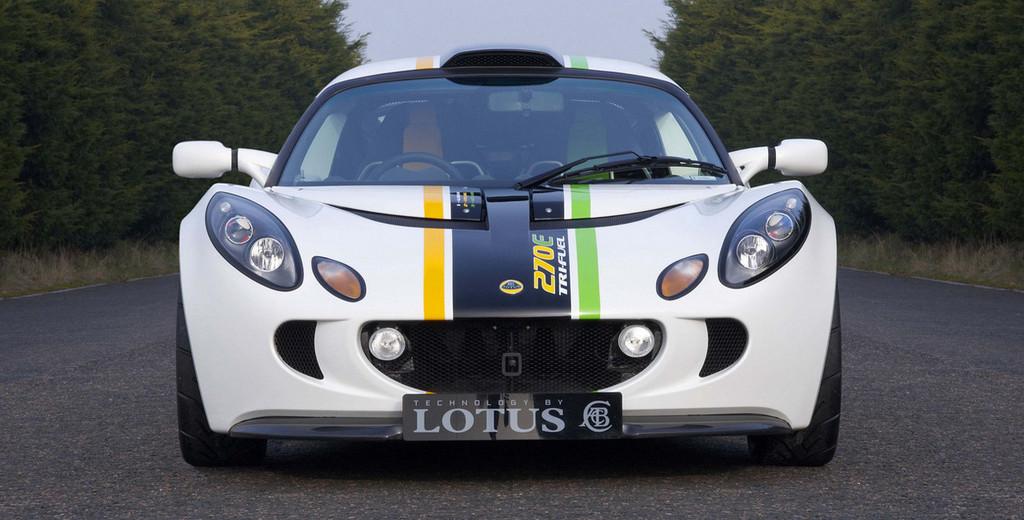Foto de Lotus Exige 270E Tri-Fuel (1/5)