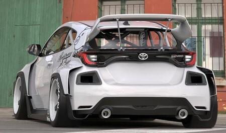 Toyota Gr Yaris 2020 Rocket Bunny 1