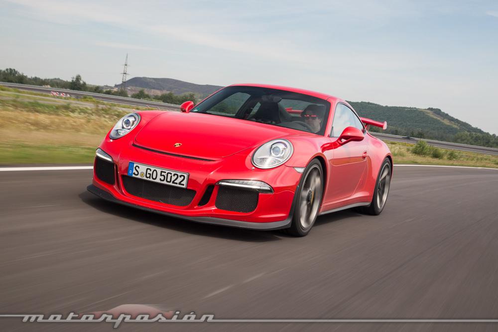 Foto de Porsche 911 GT3 (prueba) (6/19)