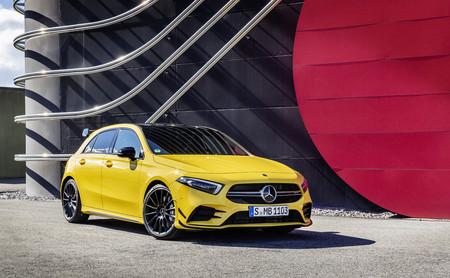 Mercedes-AMG A 35 4Matic, 306 hp para dar entrada a la gama AMG con forma de hot hatch