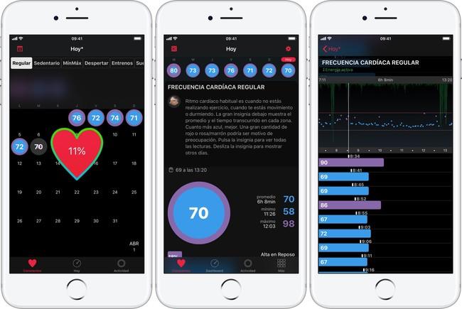 HeartWatch para iOS™
