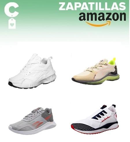 11 chollos en tallas sueltas de zapatillas Reebok y Puma en Amazon