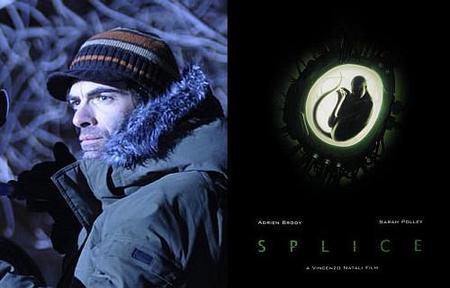 """Entrevista a Vincenzo Natali, director de 'Splice': """"No podría haber hecho esta película en Estados Unidos"""""""
