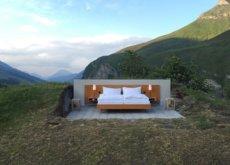 Null Stern Hotel , un hotel sin paredes ni techo